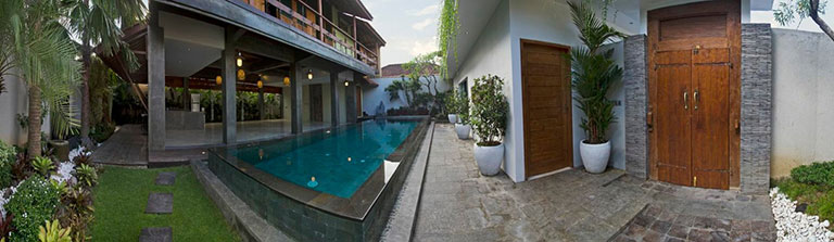 bali tropical villa refurbished wooden house interior design concept 9