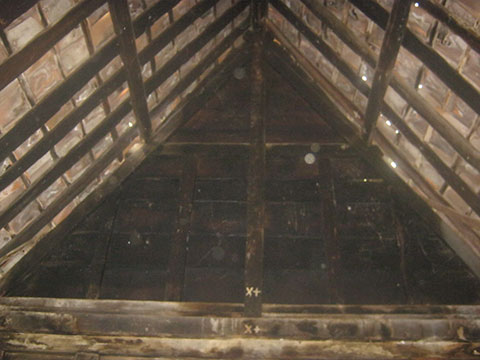 traditional old wood java joglo houses for Sell gladak gunung 1