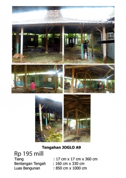 bali traditional teak wood java joglo gladak house for sale tengahan joglo