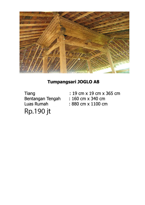 bali traditional teak wood java joglo gladak house for sale tumpangsari joglo