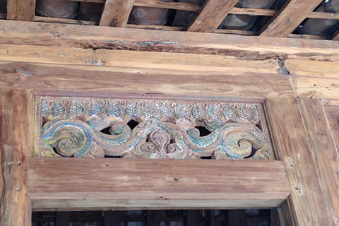 classic javanese joglo wooden house gladag weeds 500x600 3