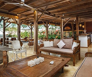 custom design bali luxury villa wooden house interior design gili resort 5
