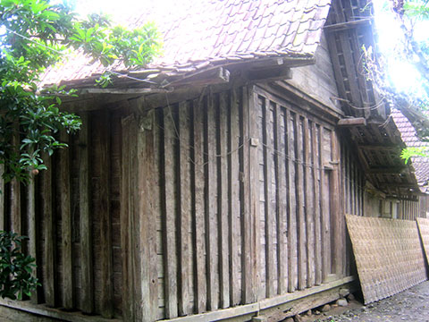 joglo house java traditional house old teak wood joglo for sell gladak gunung 1