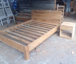 custom design bali furniture custom bedframe design-39